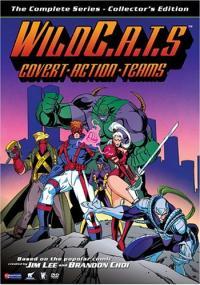 Wild C.A.T.S: Covert Action Teams (1994) plakat
