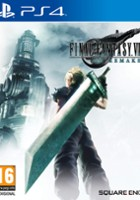 plakat - Final Fantasy VII Remake (2020)