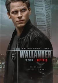 Młody Wallander (2020) plakat