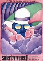 plakat - Śmierć w Wenecji (1971)