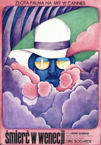 Śmierć w Wenecji (1971) plakat