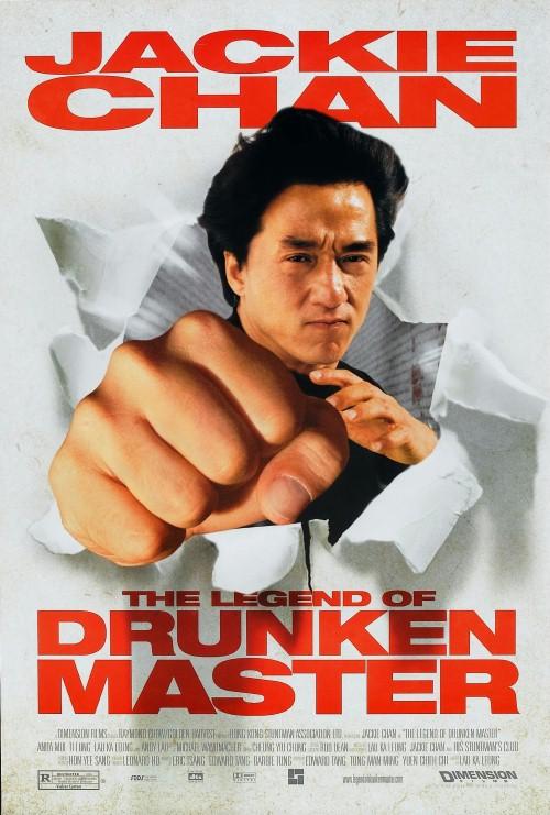 Legenda pijanego mistrza