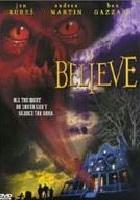 plakat - Po prostu uwierz (2000)
