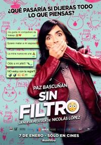 Sin Filtro (2016) plakat