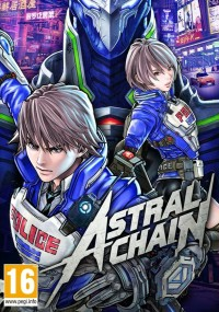 Astral Chain (2019) plakat