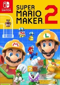 Super Mario Maker 2 (2019) plakat