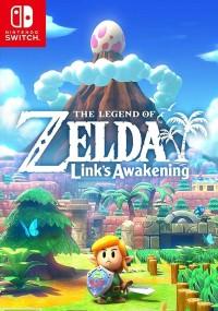The Legend of Zelda: Link's Awakening (2019) plakat