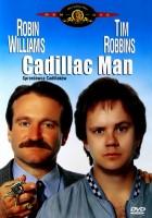 plakat - Sprzedawca cadillaków (1990)