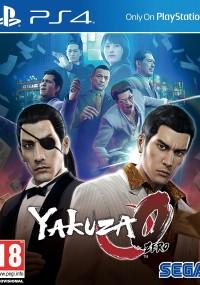 Yakuza 0 (2015) plakat