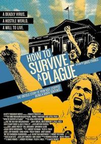 Jak przetrwać zarazę (2012) plakat