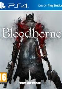 Bloodborne (2015) plakat