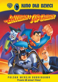 Batman i Superman (1997) plakat