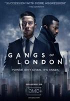 plakat - Gangi Londynu (2020)