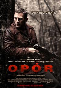 Opór (2008) plakat