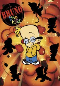 Bruno the Kid: The Animated Movie (1996) plakat