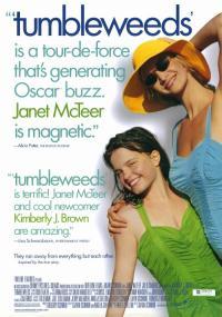 Niesione wiatrem (1999) plakat