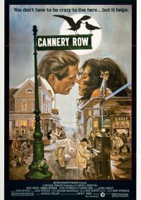 Ulica Nadbrzeżna (1982) plakat