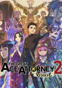 The Great Ace Attorney 2: Resolve (2017) plakat