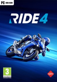 RIDE 4 (2020) plakat