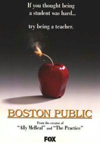 Boston Public (2000) plakat