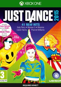 Just Dance 2015 (2014) plakat