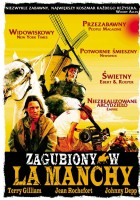 plakat - Zagubiony w La Manchy (2002)