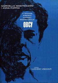 Obcy (1967) plakat