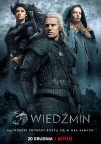 Wiedźmin (2019) plakat