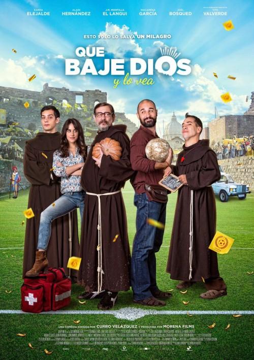 Boscy piłkarze / Holy Goalie (2017)