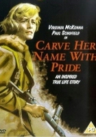 Carve Her Name with Pride (1958) plakat