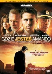 Gdzie jesteś, Amando (2007) plakat