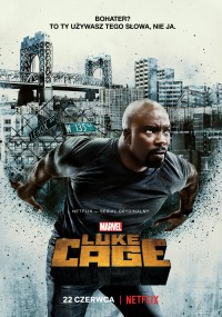 Luke Cage (2016) plakat