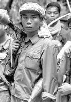 Kampucheas junglekrig (1981) plakat