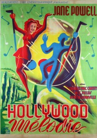 Song of the Open Road (1944) plakat