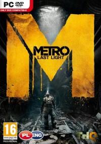 Metro: Last Light (2013) plakat