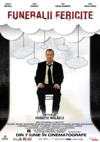 Funeralii fericite (2013) plakat