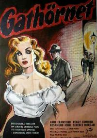 Dwie strony prawa (1953) plakat