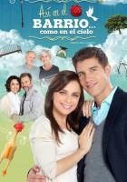 plakat - Así en el barrio como en el cielo (2015)