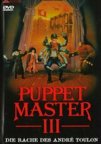 Władca lalek 3: Zemsta Toulona (1991) plakat