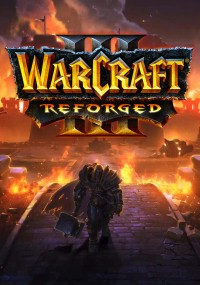 Warcraft III: Reforged (2020) plakat