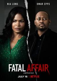 Fatalny romans (2020) plakat