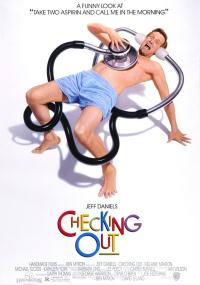 Checking Out (1989) plakat
