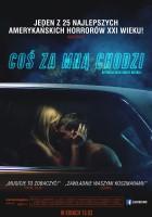 plakat - Coś za mną chodzi (2014)