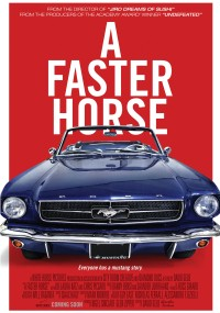 A Faster Horse (2015) plakat