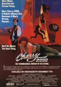 Cherry model 2000 (1987) plakat
