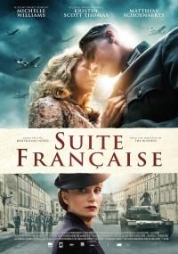 Francuska suita (2014) plakat