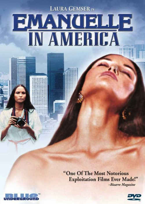 Emanuelle w Ameryce