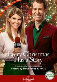 Świąteczna historia (2016) plakat