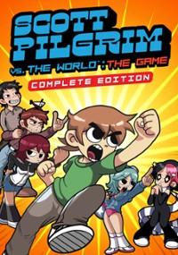 Scott Pilgrim vs. the World: The Game (2010) plakat