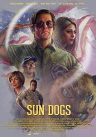 plakat - Sun Dogs (2017)